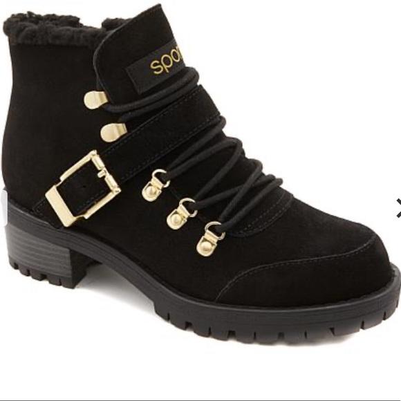 Sporto Shoes   Katie Waterproof Suede